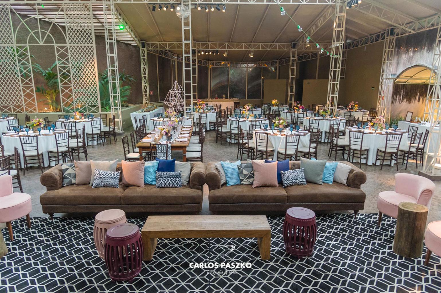 Espa o para evento corporativo em sp buffet afrikan house for Casa jardin buffet